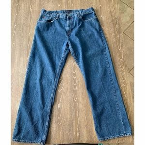 "Tommy Hilfiger ""Freedom Fit"" Denim Jeans"